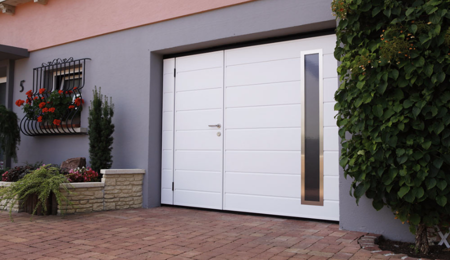 Herault matic portes de garage basculantes ou battantes for Portes de garage battantes